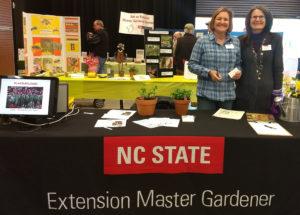 Master Gardener volunteers