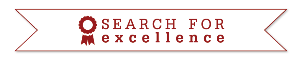 Banner - Search for Excellence